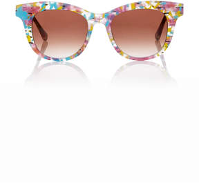 Thierry Lasry Jelly Acetate Butterfly-Frame Sunglasses