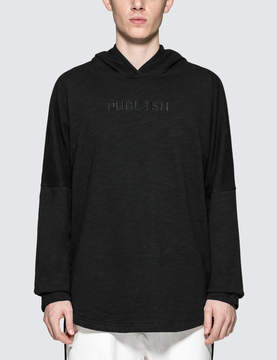Publish Kamden L/S Hood T-Shirt