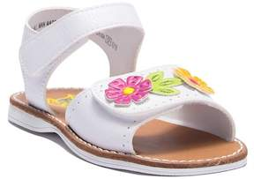 Rachel Eva Floral Sandal (Toddler & Little Kid)