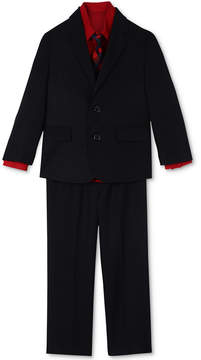Nautica 4-Pc. Herringbone Suit Set, Toddler Boys (2T-5T)
