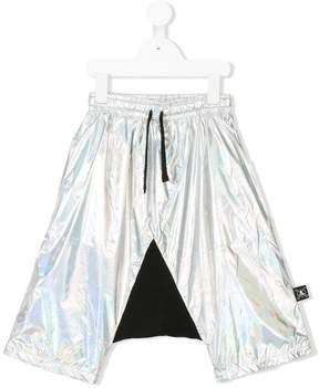 Nununu elasticated waist shorts
