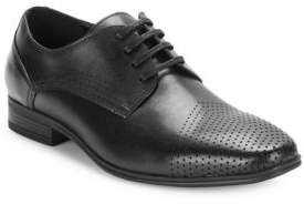Kenneth Cole Reaction Minute to Spare Leather Oxfords