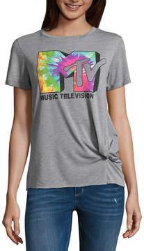 Fifth Sun MTV Knot Tee - Juniors