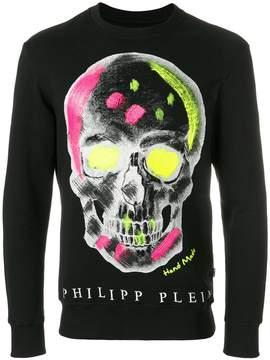Philipp Plein Big Skull sweatshirt