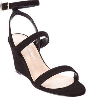Charles David Cassie Suede Wedge Sandal