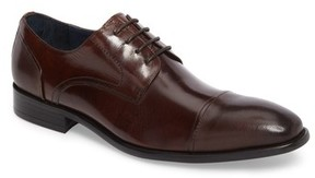 Stacy Adams Men's Jemison Cap Toe Derby