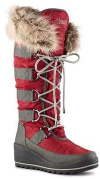 Cougar Lancaster Lace-Up Mid-Calf Boots