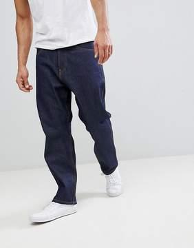 Carhartt WIP Toledo Pant In Regular Straight Fit In Blue
