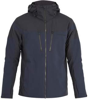 Peak Performance Lanzo detachable-hood ski jacket