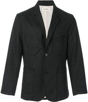 Universal Works flanel suit jacket