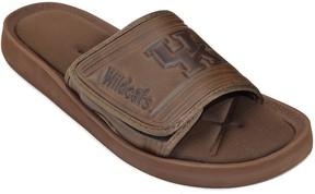 NCAA Adult Kentucky Wildcats Memory Foam Slide Sandals