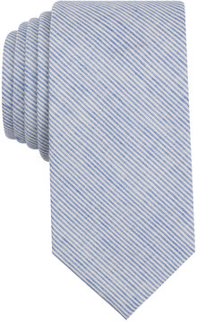 Bar III Men's Darlington Stripe Skinny Tie, Created for Macy's
