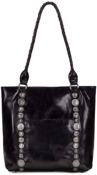 Patricia Nash Vintage Studded Hardware Collection Rena Tote