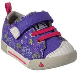 Keen Kids' Encanto Finley Low Sneaker.