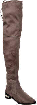 Catherine Malandrino Perse Over-The-Knee Boot