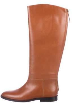 Jenni Kayne Leather Knee-High Boots