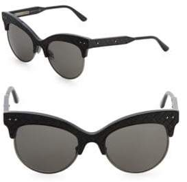 Bottega Veneta 52MM Cat-Eye Sunglasses