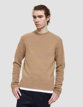 Acne Studios Peele Sweater in Camel Beige