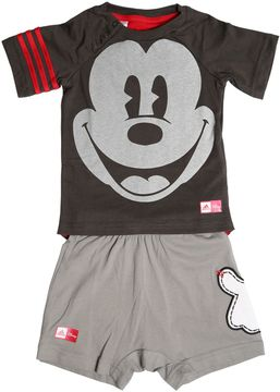Mickey Mouse Jersey T-Shirt & Shorts