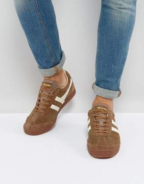 Gola Harrier Suede Sneakers