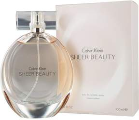 Calvin Klein Sheer Beauty by Calvin Klein - Eau de Toilette Spray for Women 3.4 oz.