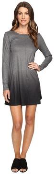 Culture Phit Leighton Long Sleeve Ombre Dress Women's Dress