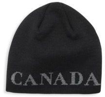 Canada Goose Boy's Boreal Wool Beanie