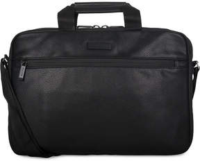 Kenneth Cole Reaction Men's VadorNox Leather Computer Case