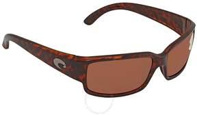 Costa del Mar Caballito Copper 580P Sunglasses CL 10 OCP