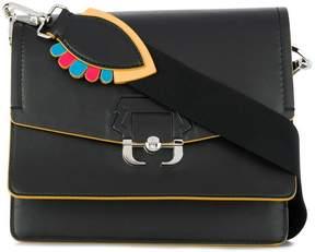 Paula Cademartori flap shoulder bag