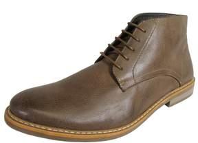 Steve Madden Mens Overring Plain Toe Chukka Boot Shoes