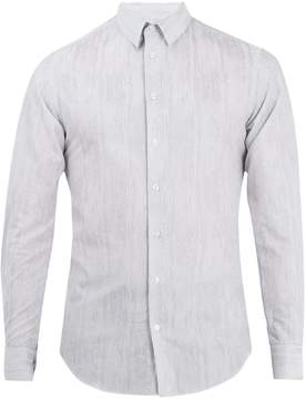 Giorgio Armani Striped cotton shirt