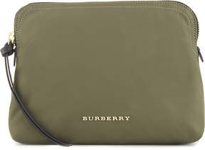 Burberry Zip pouch - CANVAS GREEN - STYLE