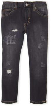 DKNY Boys 4-7) Distressed Greenwich Slim Jeans