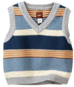 Tea Collection Cape Byron Sweater Vest (Baby Boys)