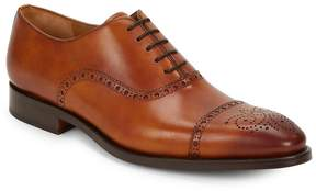 Saks Fifth Avenue by Magnanni Men's Leather Brogues