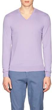 Ralph Lauren Purple Label MEN'S CASHMERE V-NECK SWEATER