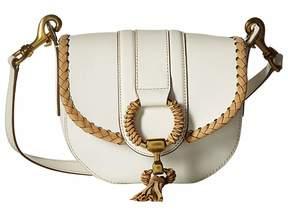 Frye Ilana Wrapped Small Saddle Handbags