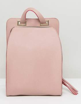 French Connection Contrast Edge Backpack