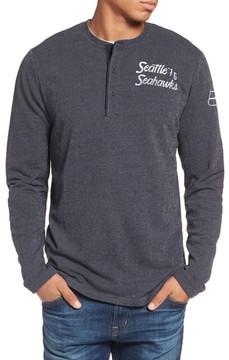 '47 Men's Seattle Seahawks Henley