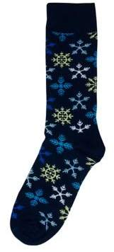 Happy Socks Snowflake Socks