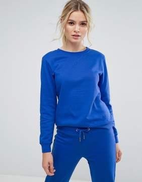 South Beach Sweatshirt In Cobalt