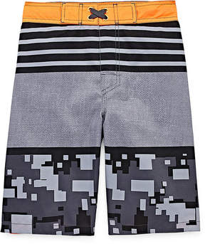 Arizona Geo Camo Swim Trunk - Boys 4-20 & Husky