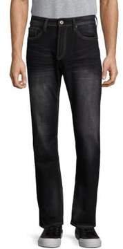 Buffalo David Bitton Straight Slim-Fit Jeans
