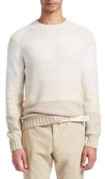 Loro Piana Colorblock Stripe Sweater