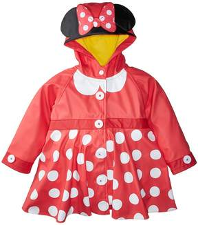 Western Chief Minnie Mouse Rain Coat Girl's Coat
