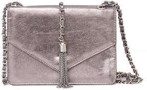 Nicole Miller Nicole By Tara Tassel Crossbody Bag
