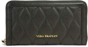 Vera Bradley Quilted Georgia Wallet - SYCAMORE BLACK - STYLE