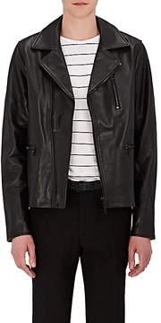 Officine Generale Men's Leather Jacket