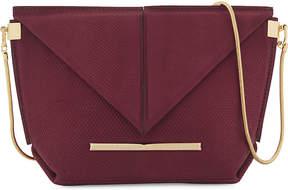 Roland Mouret Mini Classico leather cross-body bag